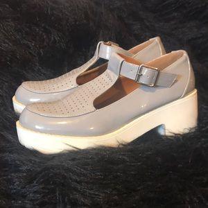 Shoes - Platform Mary Jane Shoes